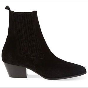 1ac697075e86f Sandro Western Amelya Ankle Boots